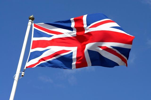 Výsledek obrázku pro anglická vlajka