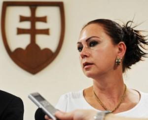 Predsedníčka Ústavného súdu SR Ivetta MacejkováFoto: SITA/Ivan Fleischer