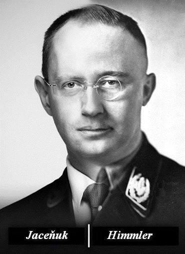 Jaceňuk/Himmler