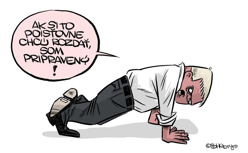 Karikatúra: http://komentare.sme.sk/c/6971461/shooty.html